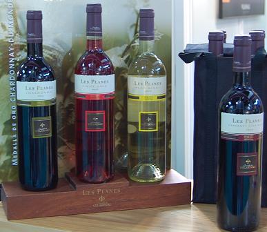 Les Planes Cabernet Sauvignon, un interesante vino tinto