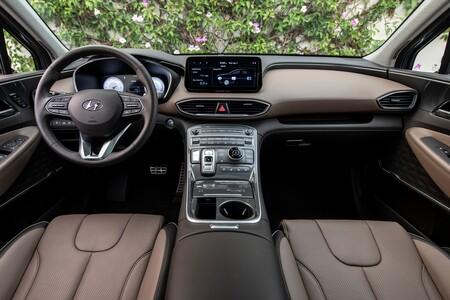 Hyundai Santa Fe 2022 Precio Mexico 7