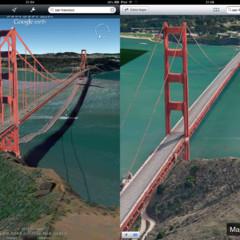 Foto 8 de 9 de la galería google-earth-70-contra-mapas-de-ios-6-beta-3 en Applesfera