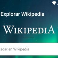Wikipedia para Android renueva su pantalla principal, ahora descubrirás artículos, tendencias y más
