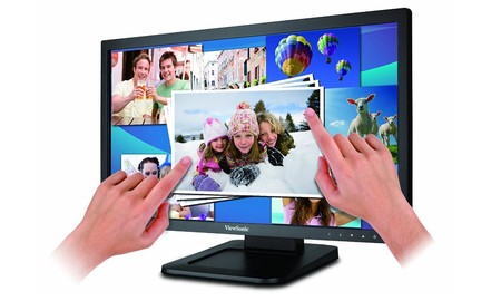 "Monitor ViewSonic TD2220-2, multitáctil FullHD de 22"", por 199 euros en PCComponentes"
