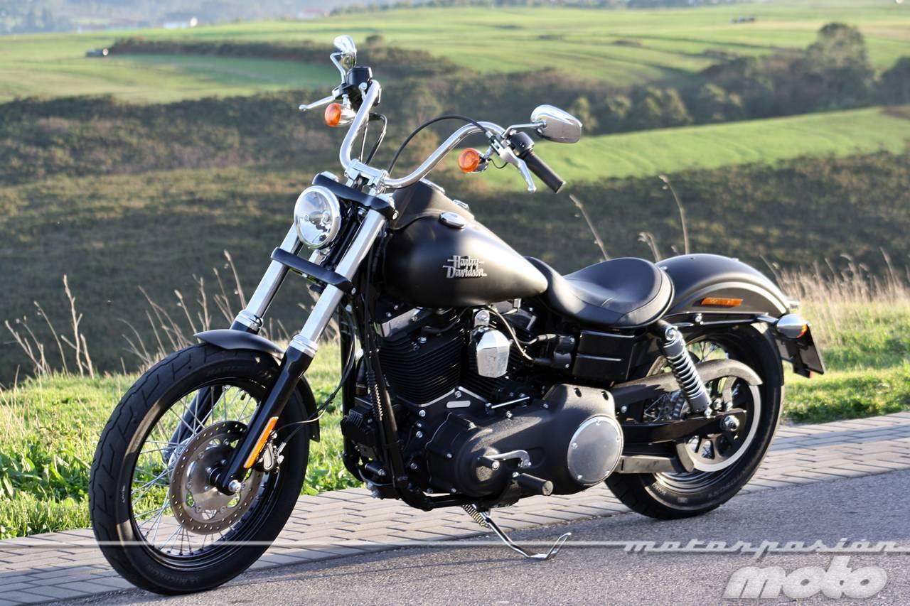 Foto de Harley Davidson DYNA Street Bob, prueba (valoración, ficha técnica y galería) (32/35)