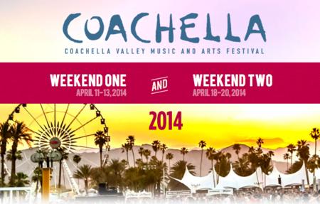 Coachella en vivo y gratis desde Chromecast