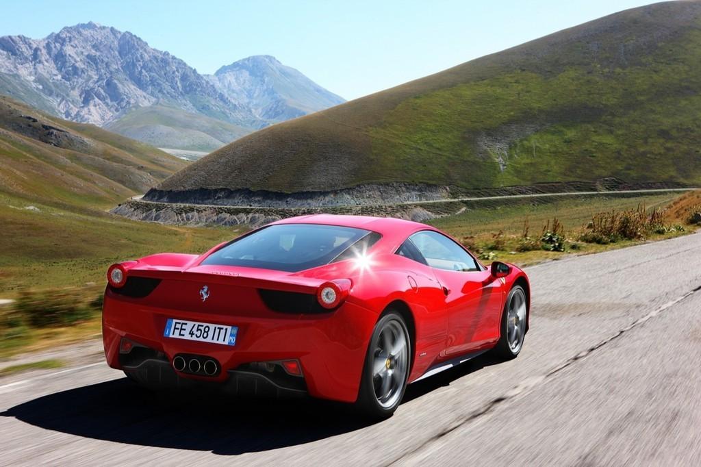 Foto de Ferrari 458 Italia (18/22)