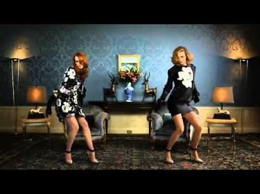 Me voy a bailar reaggeton enfundada en un Lanvin...