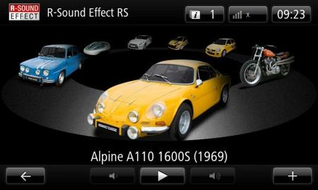 Renault R-Sound Effect