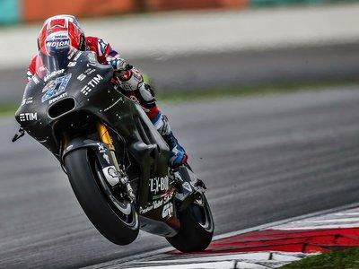 El colín de la Ducati Desmosedici GP17 apunta a que su tecnología viene de la Fórmula 1