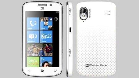 ZTE Tania, un nuevo Windows Phone Mango a competir en la gama económica