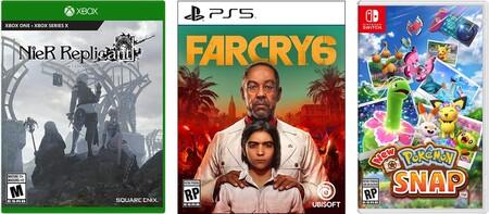 Preventas de videojuegos en Amazon México