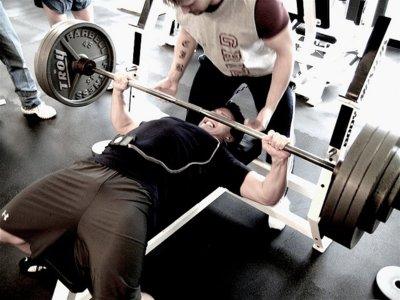 Factores a cuidar si entrenas hasta el fallo muscular
