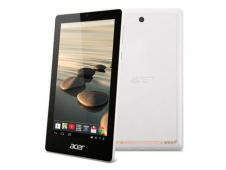 Acer Iconia Tab 7, toda la información