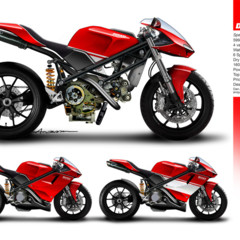 Foto 2 de 5 de la galería ducati-supermono-599-resucitando-la-leyenda en Motorpasion Moto