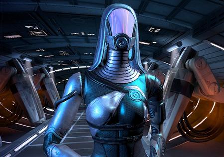 'Mass Effect 2', nuevo vídeo que muestra el retorno de Tali