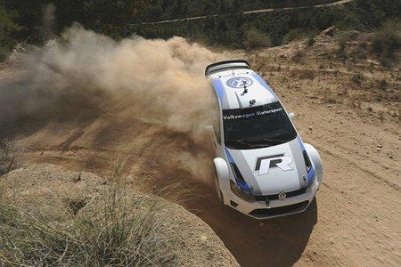Carlos Sainz se suma a las pruebas del Volkswagen Polo R WRC