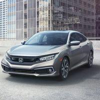 El Honda Civic 2019 recibe mejor tecnología y ligeros cambios estéticos