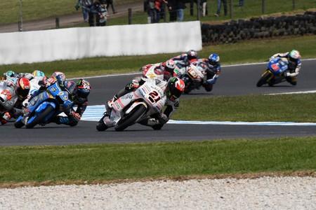 Francesco Bagnaia Gp Australia Moto3 2016