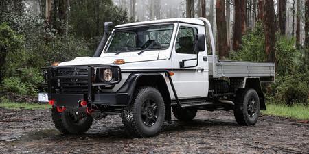 En Australia no tienes que esperar a la pick-up de Mercedes-Benz, porque ya tienen una