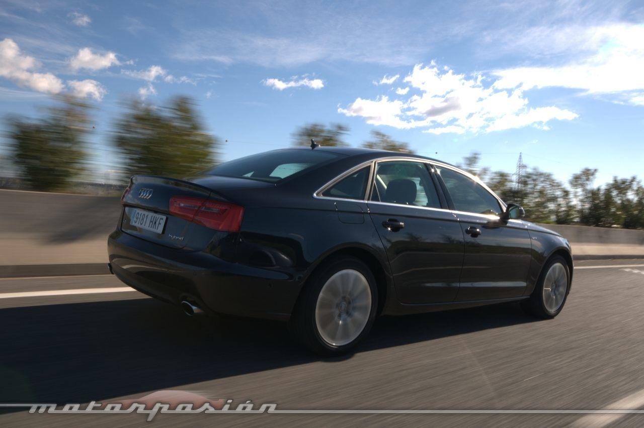 Foto de Audi A6 hybrid (prueba) (8/120)