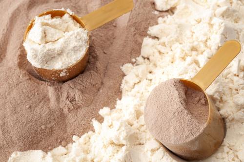 Caseína: una proteína con alto valor biológico. Estos son sus beneficios y así es como se usa