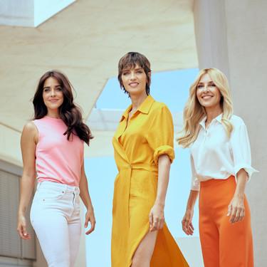 Macarena García, Sara Carbonero y Cayetana Guillén Cuervo protagonizan la campaña del nuevo Elvive de L'Oreal Paris
