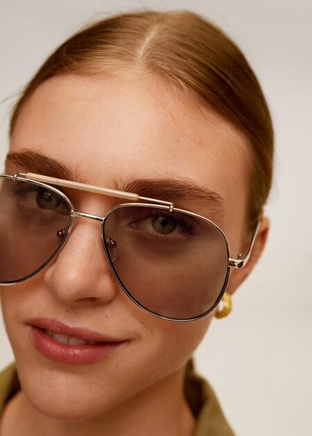 Bueno, bonito y barato: siete gafas de sol de Mango Outlet por menos de 10 euros