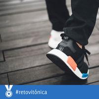 #RetoVitónica: muévete más a diario, ¿puedes caminar 90.000 pasos en una semana?