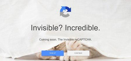 Google quiere renovar los CAPTCHA para no tener que interactuar con ellos