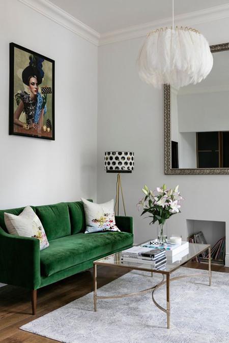 Sofa Verde 4