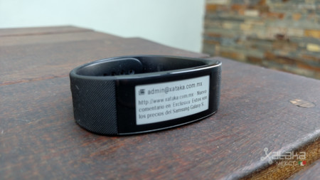 Sony Smartband Talk Mexico 10