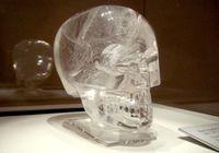 Puedes ver las calaveras de cristal de Indiana Jones en...