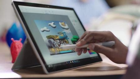 Paint 3D también será compatible con Windows 10 Mobile