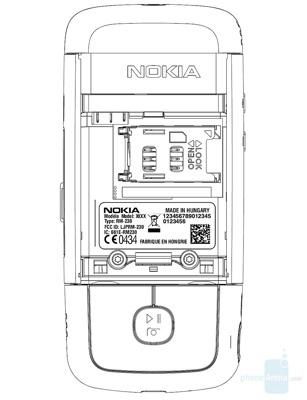 Nokia RM-230, sucesor del 3250