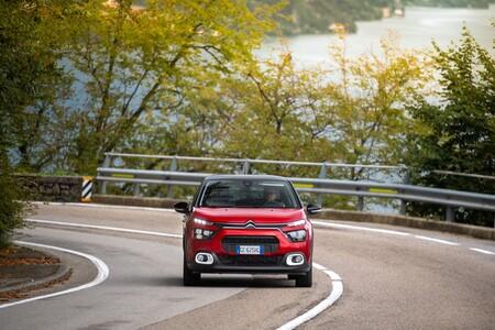 Citroën C3 2020 Prueba Contacto frontal