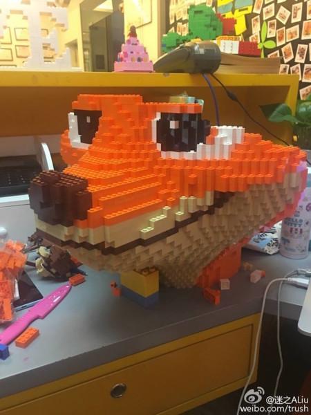 Lego Nick 6