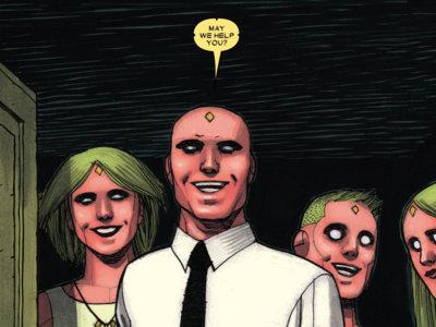 'La Visión: visiones del futuro': Marvel y la posthumanidad