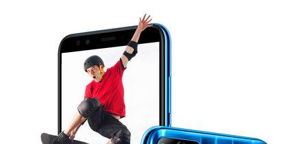 Huawei Y7 2018: la gama de entrada estrena diseño, pantalla 18:9 y características todavía más básicas