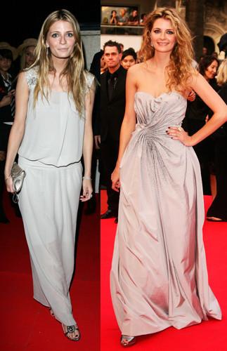 Mischa Barton muy elegante en Cannes