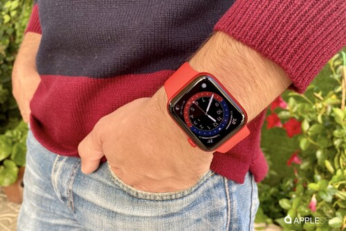 Apple Watch Series 6 PRODUCT(RED): así de espectacular luce el primer reloj de color rojo de Apple
