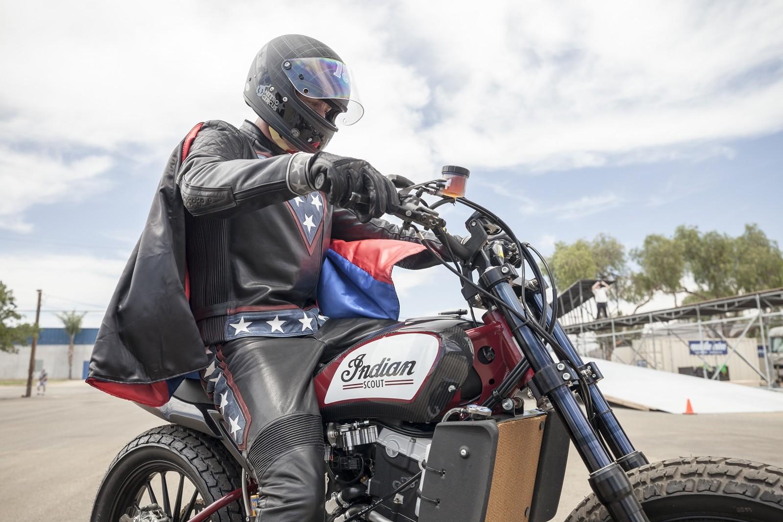 Foto de Travis Pastrana tributo Evel Knievel (40/46)