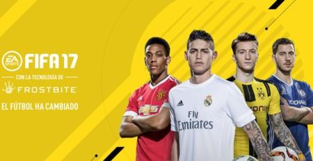 FIFA 17 llegará el próximo 29 de septiembre
