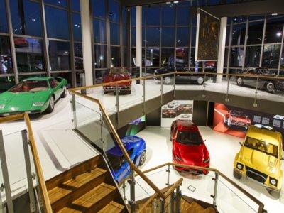 ¿Buscas plan para este verano? Que sepas que Lamborghini ha renovado su museo en Sant'Agata Bolognese