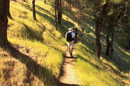 Cinco rutas de senderismo para el otoño en Madrid y alrededores