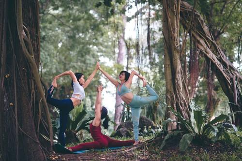 El Yoga no cura enfermedades, pero puede ayudarte a sentirte mejor