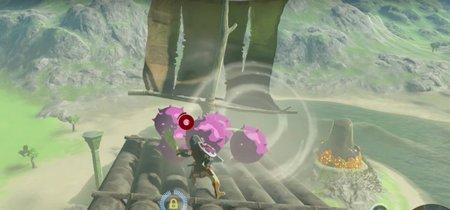 Zelda: Breath of the Wild: con un poco de maña puedes surcar los cielos de Hyrule con una balsa voladora