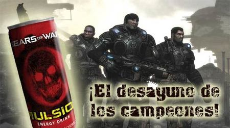 'Imulsion', la bebida energética de 'Gears of War'