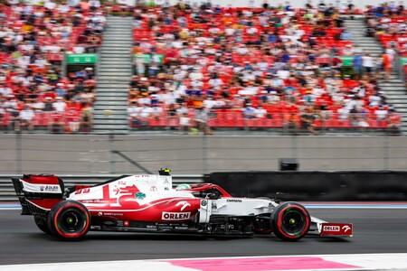 Giovinazzi Francia F1 2021