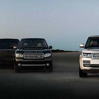 Cuatro generaciones y 48 años de Range Rover en un minuto y medio