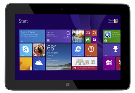 El tablet Windows 8.1 HP Omni 10 llega al mercado español a un precio de 399 euros