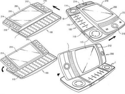 Patente para teléfonos Samsung