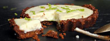 Tartaletas de lima y queso crema: receta fácil y rápida sin horno